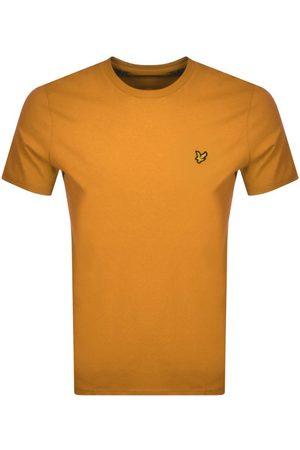 Lyle & Scott Men T-shirts - Crew Neck T Shirt