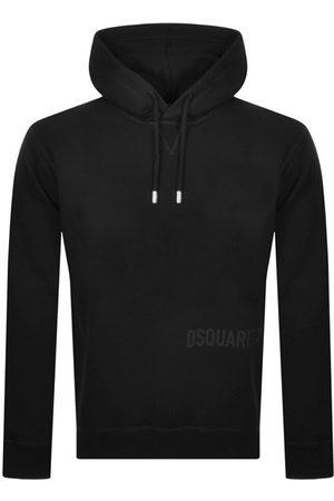 Dsquared2 Men Hoodies - 64 Logo Pullover Hoodie