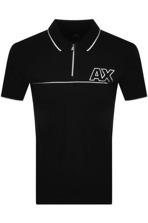 Armani Men Polo Shirts - Logo Polo T Shirt
