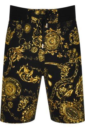 Versace Jeans Men Shorts - Couture Print Logo Shorts