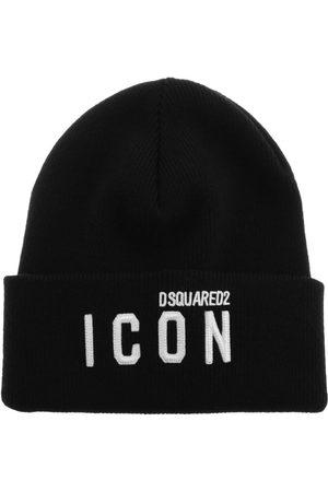 DSQUARED2 Men Beanies - Knit Beanie Hat