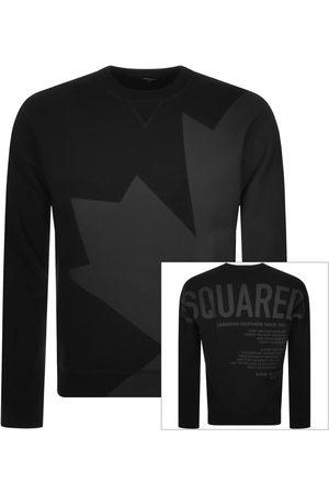 DSQUARED2 Men Sweatshirts - Megaleaf Cool Sweatshirt