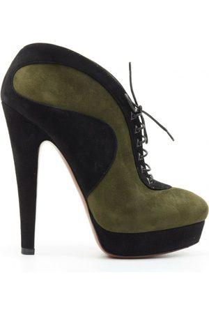 Alaïa Lace up boots