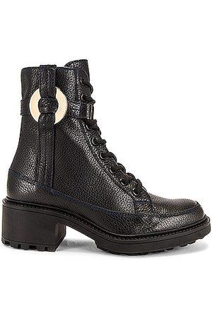Chloe Darryl Ankle Boots in