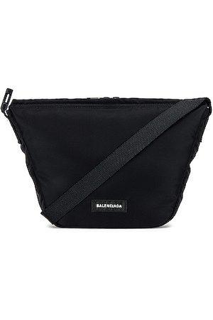 Balenciaga Men Wallets - Oversized Sling Bag in