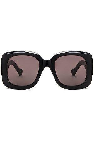 Balenciaga Square Sunglasses in