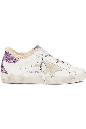 Golden Goose Super Star Sneaker in ,Lavender