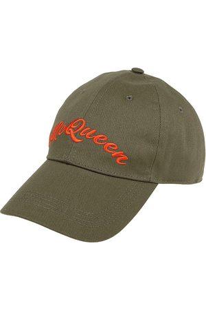 Alexander McQueen MEN'S 5765344105Q3276 COTTON HAT