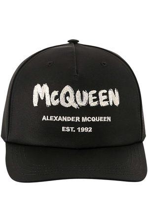 Alexander McQueen Men Hats - Nylon hat