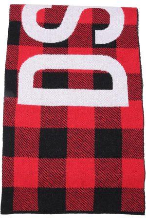Dsquared2 Men Scarves - Multicolor wool scarf