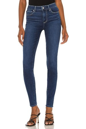 PAIGE Hoxton Ultra Skinny Jean in Blue.