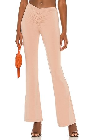 Miaou Elvis Pant in Nude.