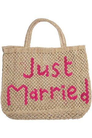 The Jacksons Just Married Jute Bag