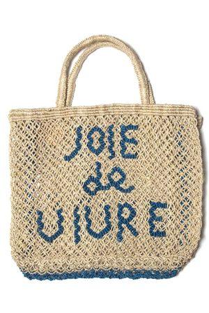 The Jacksons Joie de Vivre Bag Natural Ocean