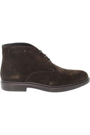 Docksteps MEN'S 103573 SUEDE ANKLE BOOTS