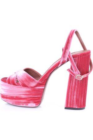L' Autre Chose L'AUTRECHOSE Sandals With heel Women Dark