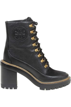 Tory Burch Miller boots in leather
