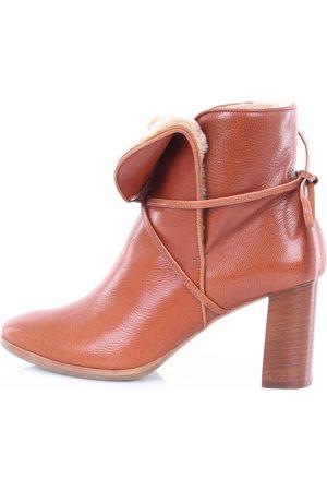 L' Autre Chose Women Ankle Boots - L'AUTRECHOSE Boots boots Women Cognac