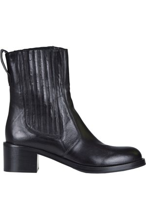 Guglielmo Rotta Leather ankle boots