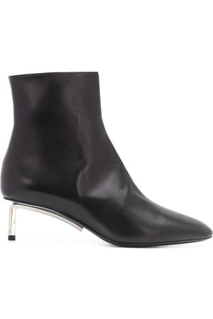 OFF-WHITE Nappa Allen Ankle Boots