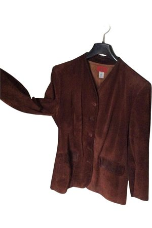 Kenzo Leather short vest