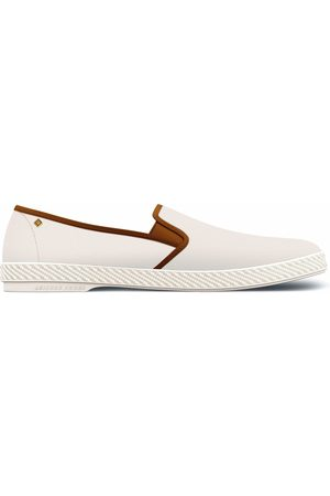 RIVIERAS Les Champs Chantilly Oxford Cotton Slip On Loafer