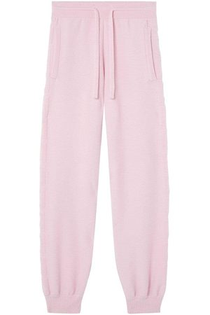 Versace Greca Wool & Cashmere Sweatpants
