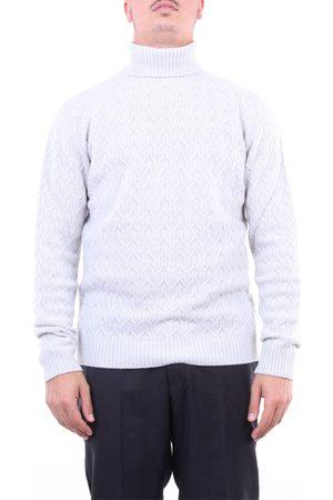 Halston Heritage Knitwear High Neck Men Light grey