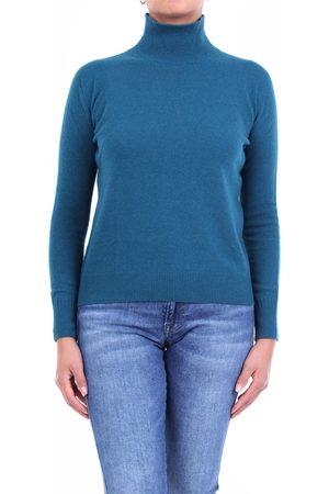 L'Autre Chose L'AUTRECHOSE Knitwear High Neck Women teal