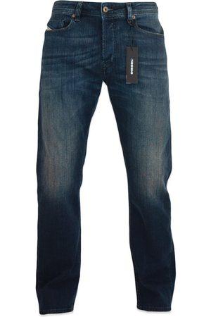 Diesel Waykee 814W Straight Jeans - Dark
