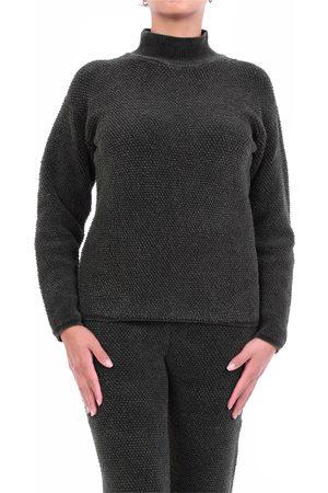 L' Autre Chose L'AUTRECHOSE Knitwear High Neck Women forest