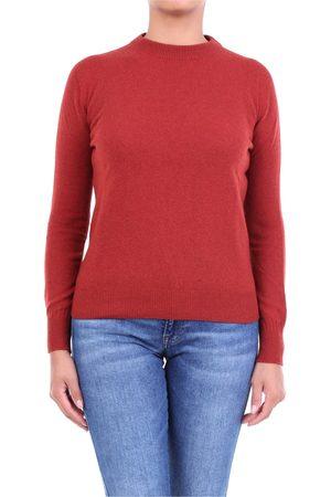 L'Autre Chose Women Sweatshirts - L'AUTRECHOSE Knitwear Crewneck Women Brick
