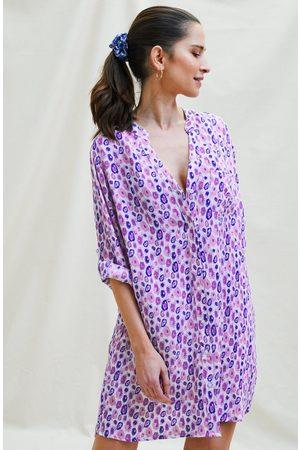 Women Tunics - Mila Shirt Tunic Lilac