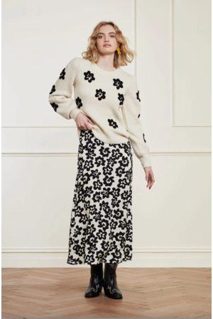 Fabienne Chapot Laurie Midi Skirt Fleopard