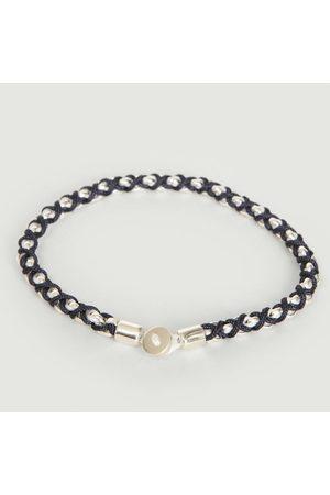 Miansai Nexus Chain Bracelet Navy White