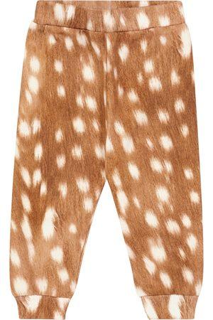 Molo Baby Susannen printed organic cotton leggings