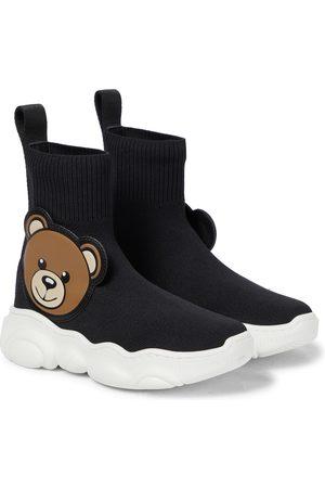 Moschino Kids Sock sneakers
