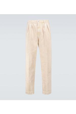 Isabel Marant Nick pleated jeans