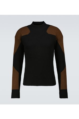 Jacquemus Men Sweatshirts - La Maille Girò crewneck sweater