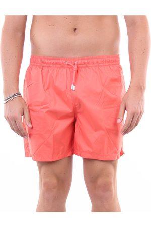 FEDELI Sea shorts Men Tangerine
