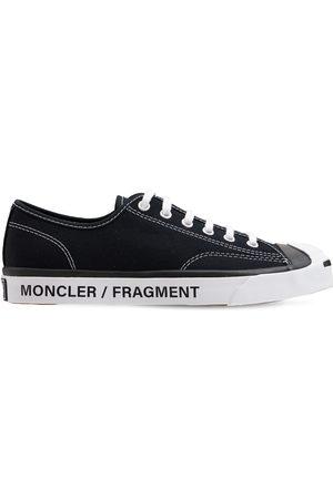 Moncler Genius Fragment Fraylor Ii Cotton Sneakers