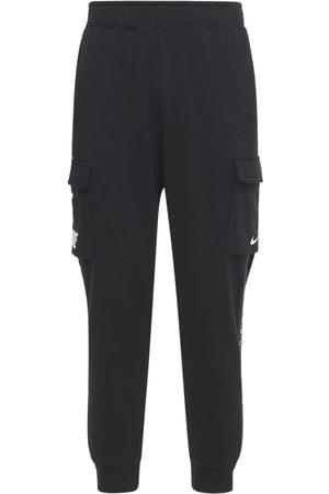 Nike Men Cargo Pants - Repeat Fleece Cargo Pants