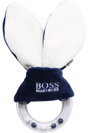HUGO BOSS Embroidered Logo Sensory Ring Toy