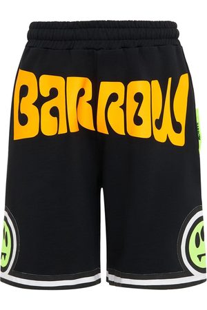 BARROW Cotton Spacesong Collection Shorts