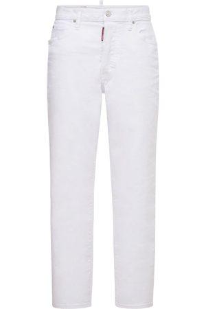 Dsquared2 Women Stretch - D2 Boston Stretch Cotton Denim Jeans