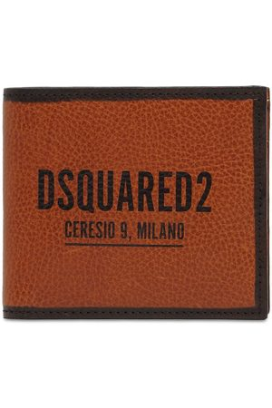 Dsquared2 Ceresio 9 Leather Billfold Coin Wallet