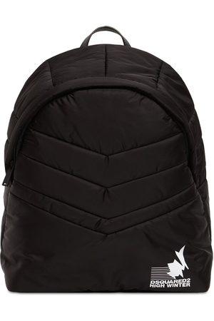 DSQUARED2 Padded Nylon Backpack