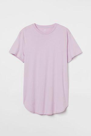 H&M Men T-shirts - Long Fit T-shirt