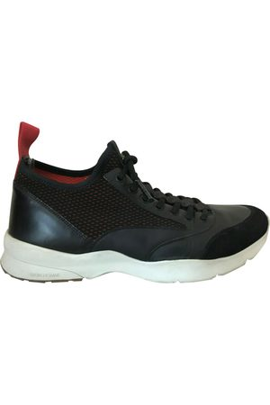 Dior Men Sneakers - Leather low trainers