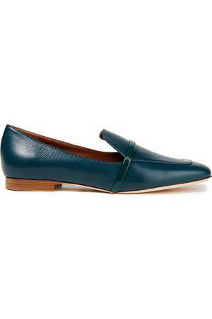 MALONE SOULIERS Women Loafers - Woman Loafers Petrol Size 36